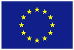 European Union Logo (stars on blue background)